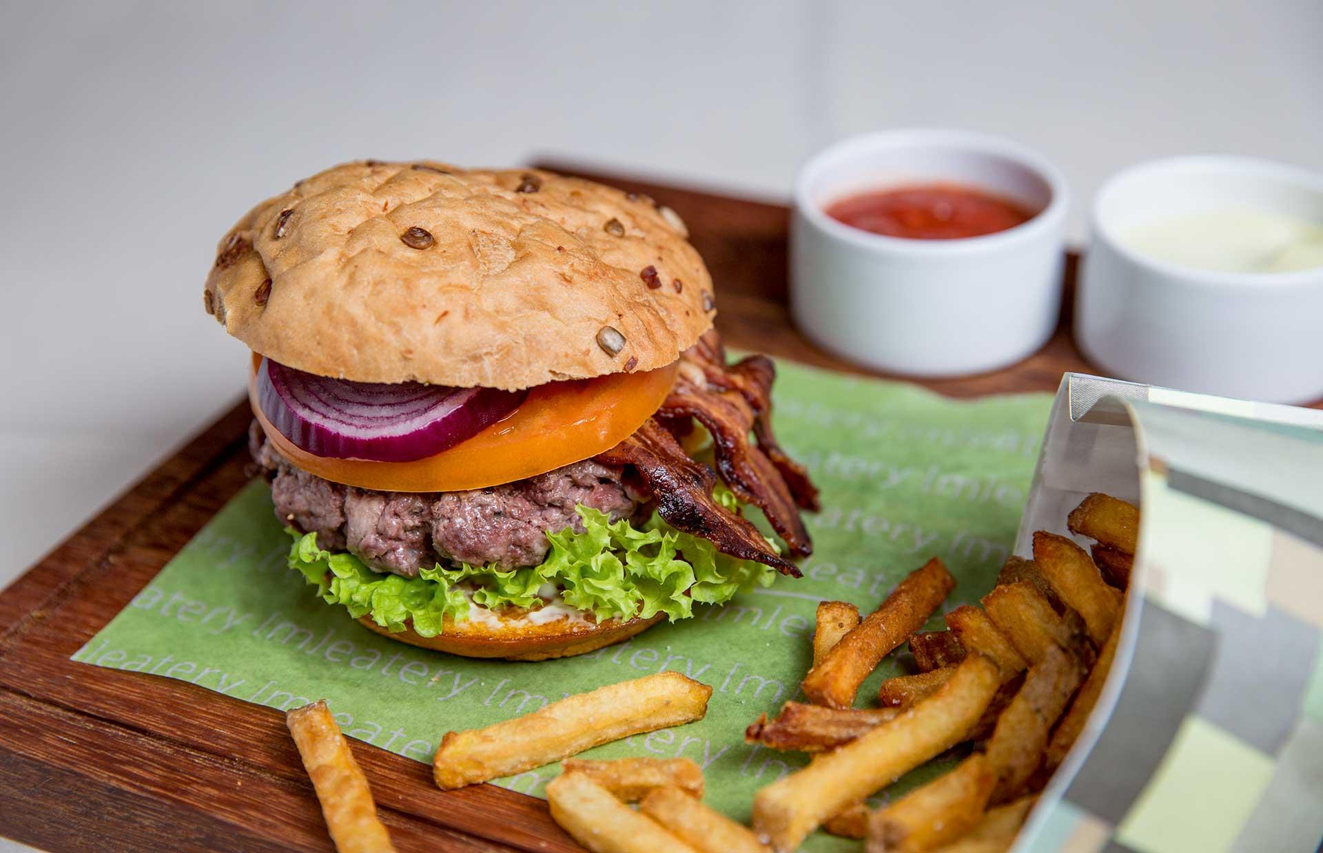 Burger In Stuttgart stuttgartlunch m eatingmon fri 12 16 hrs m eatery